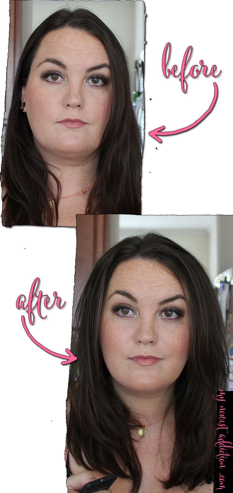Voloom Before and After