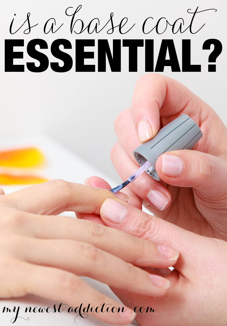 Is A Base Coat Essential?