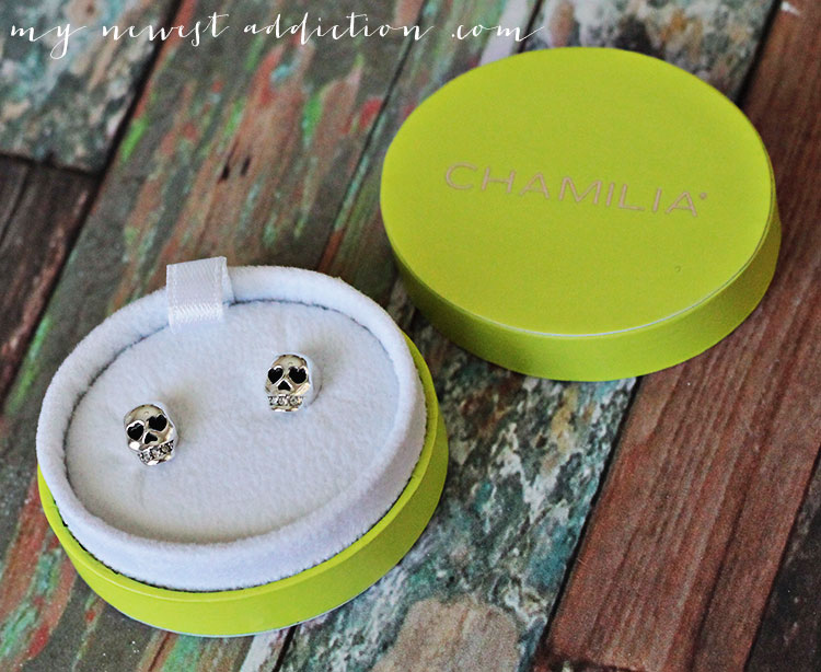 Chamilia Love You To Death Earrings