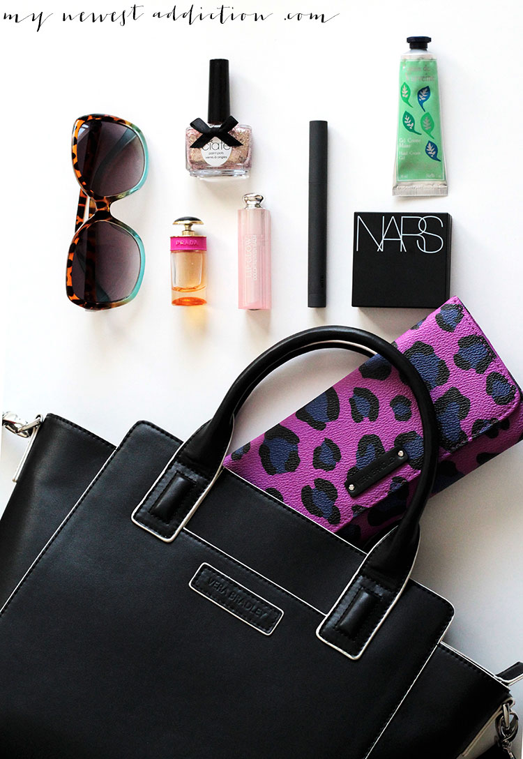 Last Minute Handbag Must Haves featuring Vera Bradley @VeraBradley