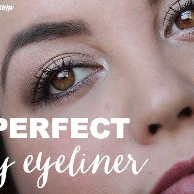 The Perfect Smoky Eyeliner