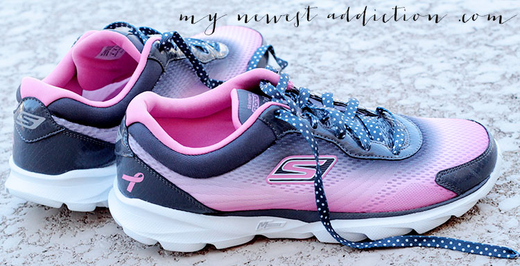 Why I Wear Pink - Skechers supports Breast Cancer Awareness