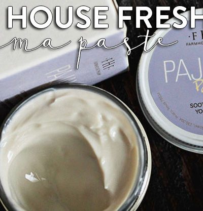 Farmhouse Fresh Pajama Paste