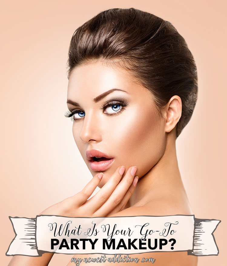 What Is Your Go-To Party Makeup?