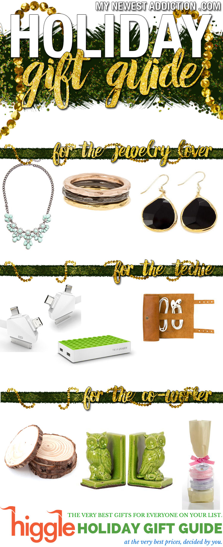 Higgle For The Holidays | Holiday Gift Guide