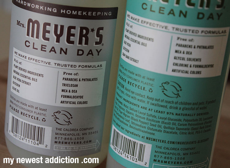 Mrs. Meyer's Clean Day® | Home Grown Inspiration