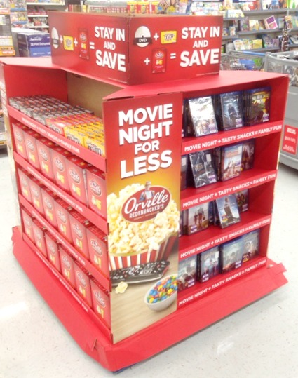 Movie Night For Less Pallet