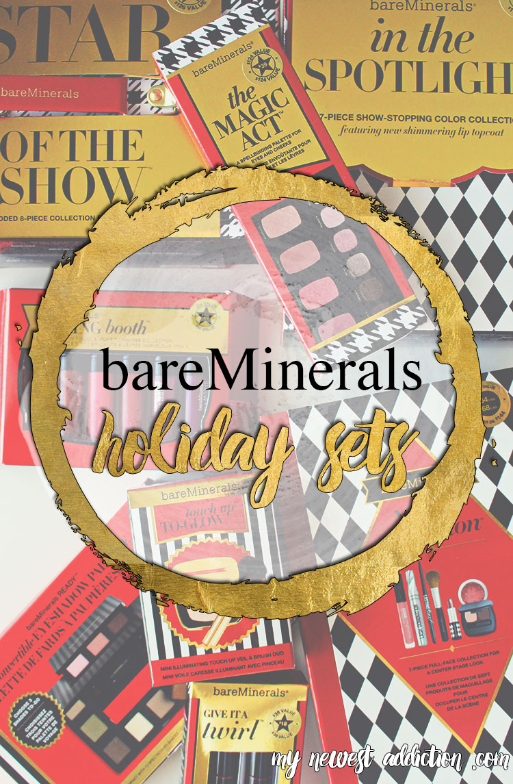 Bare Minerals Holiday Sets