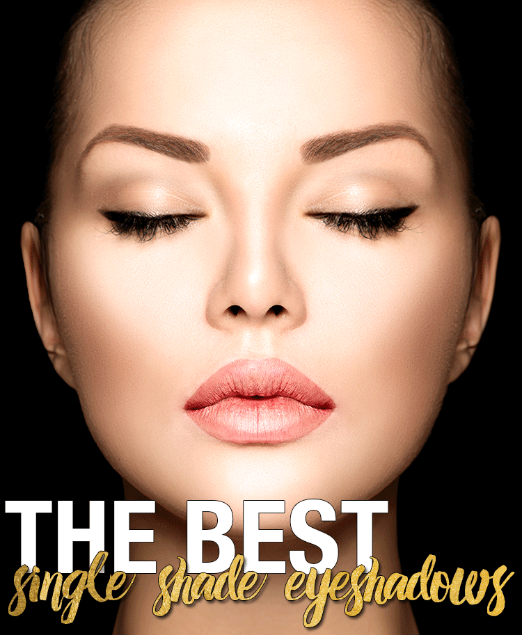 The Best Single Shade Eyeshadow for an easy eye makeup look!