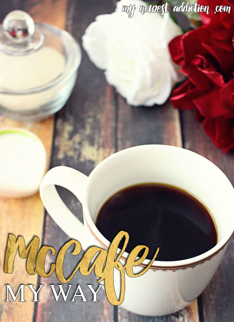 McCafe My Way