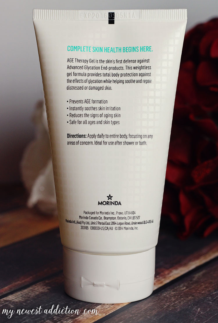 A.G.E. Therapy Gel