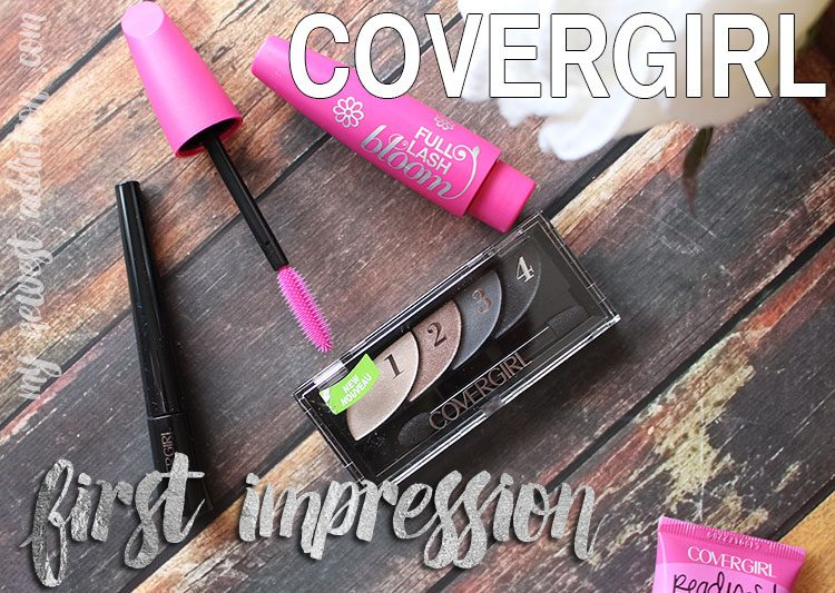 COVERGIRL Full Lash Bloom Collection