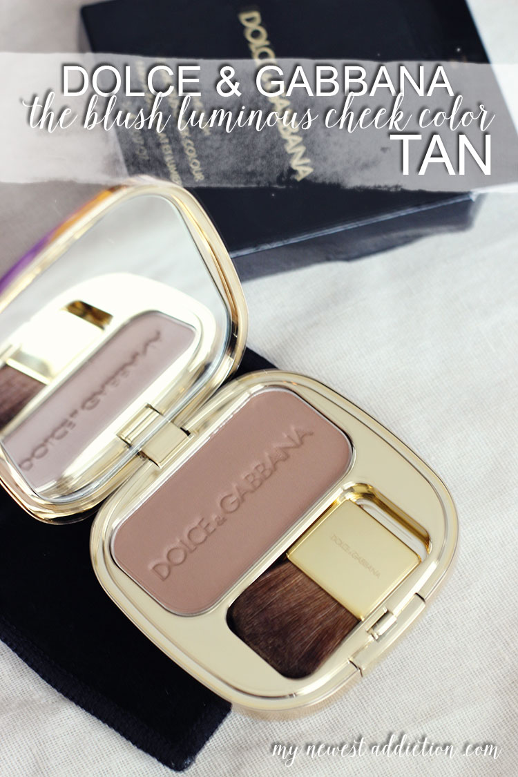 Dolce & Gabbana Tan Blush