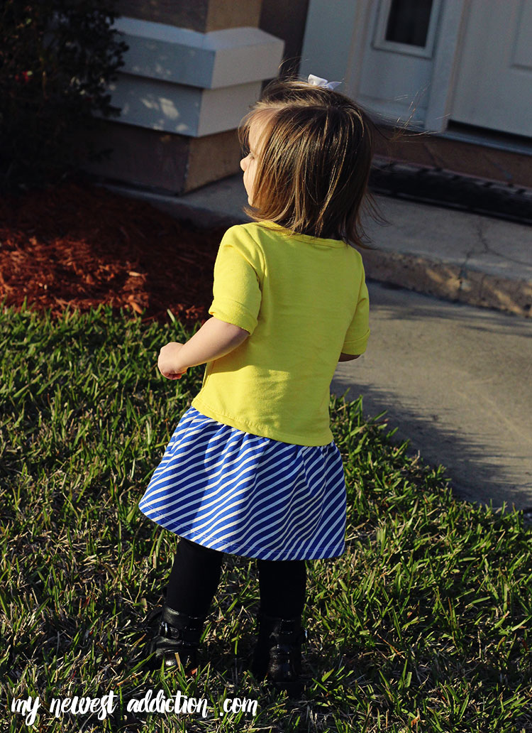 FabKids January Girl Outfit