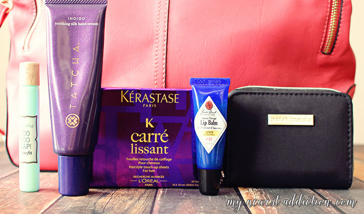 Handbag Beauty Favorites