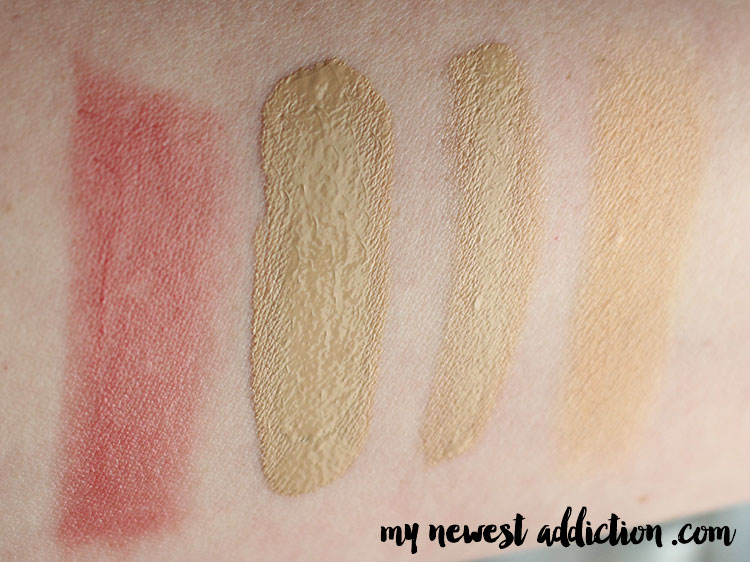 IT Cosmetics New Year, Your Most Beautiful Skin  Swatches