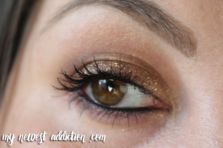 Milani Fierce Foil Eye Look
