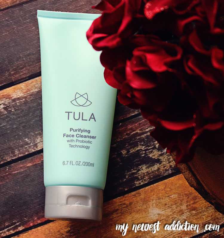 Tula Probiotic Skincare | Purifying Face Cleanser