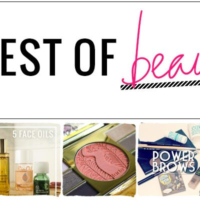 Best of Beauty Weekly Link-Up 4
