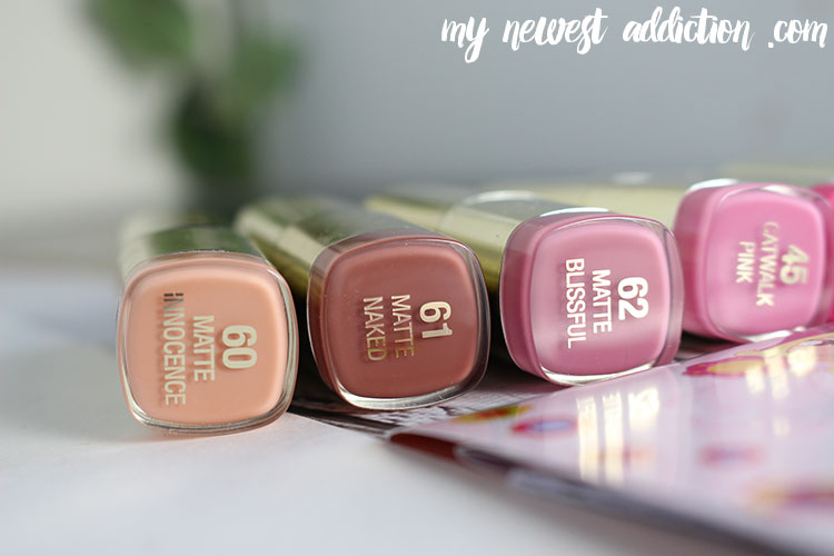 Milani Spring 2015 Collection | Lipsticks