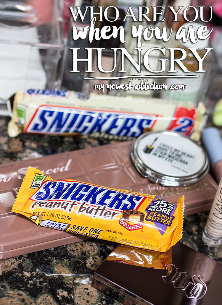 SNICKERS® Who Are You When You're Hungry?