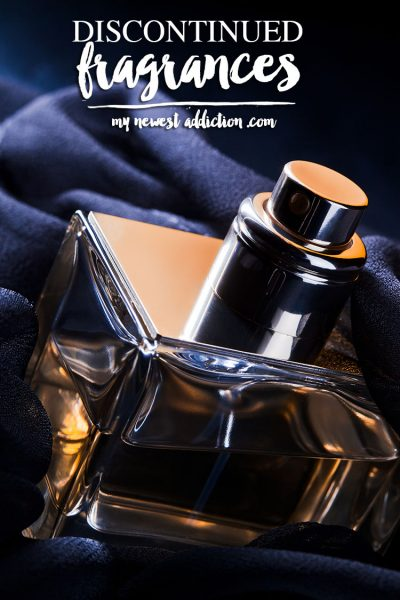 Discontinued Fragrances