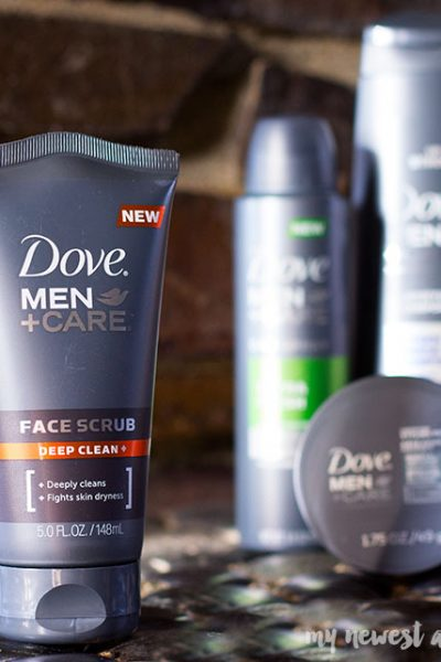 Get Game Ready | Dove Men+Care