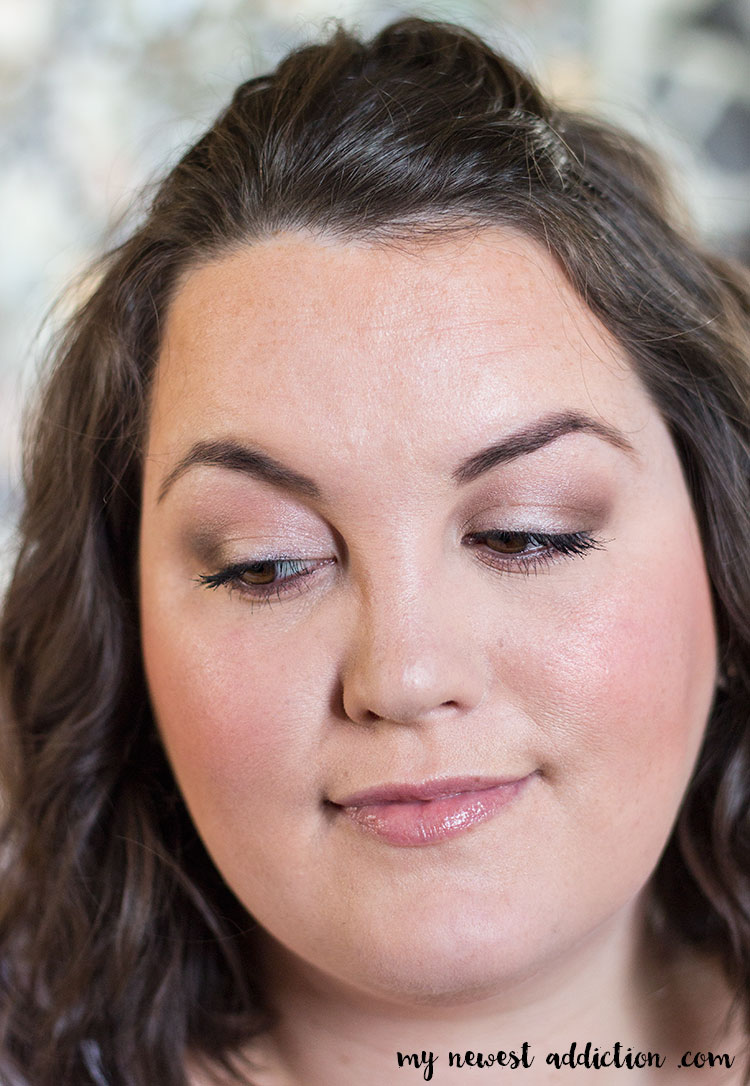 IT Cosmetics CC+ Your Way To Radiant Skin TSV on QVC Makeup Look