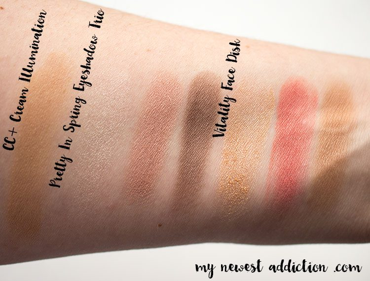 IT Cosmetics CC+ Your Way To Radiant Skin TSV on QVC Swatches