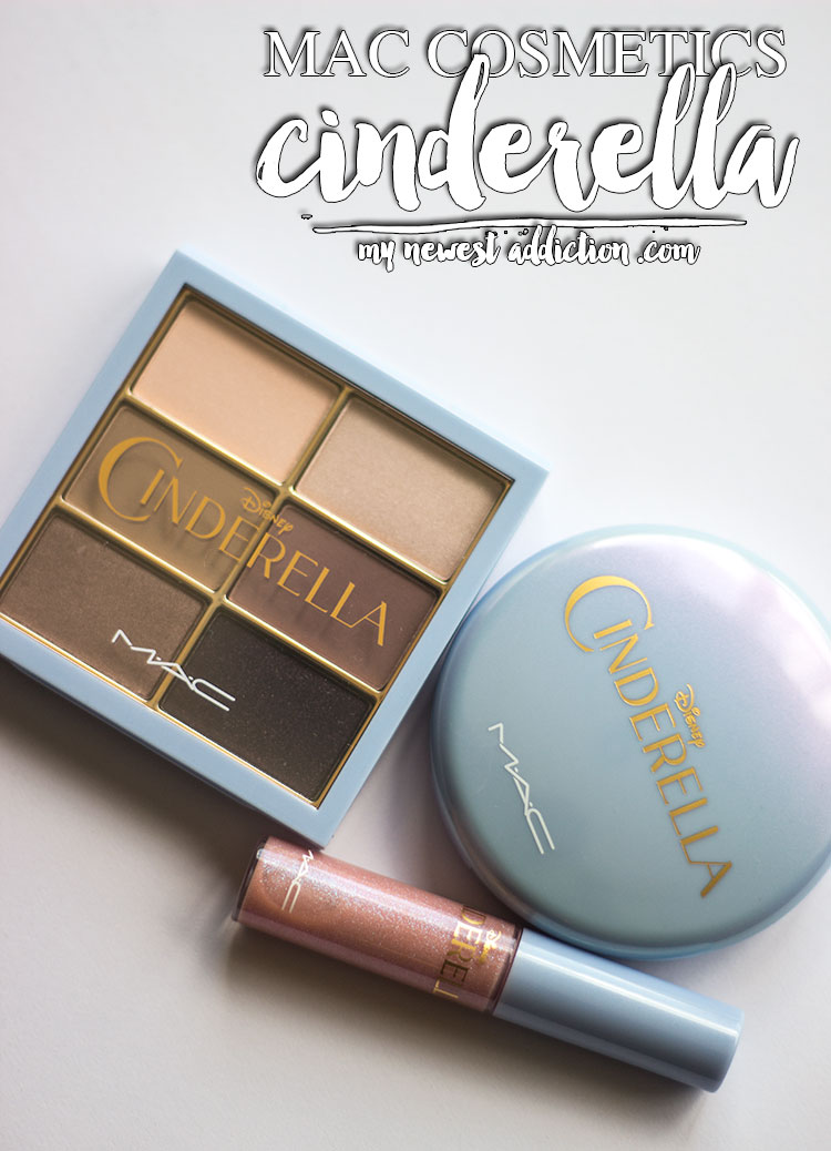 Mac Cosmetics Disney Cinderella Collection