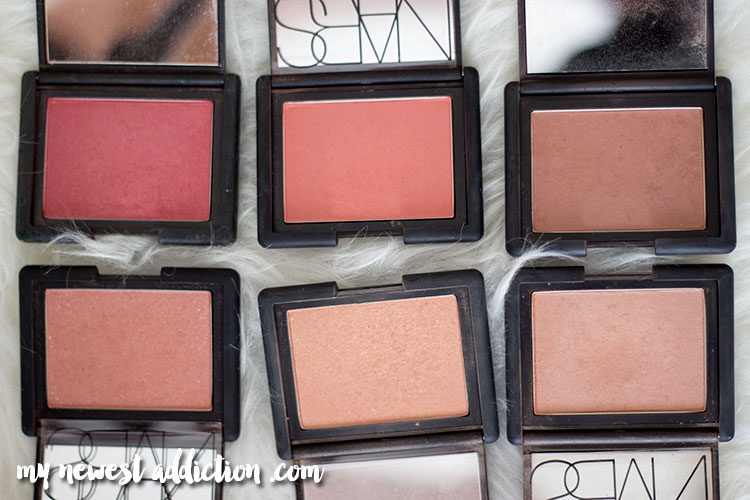 NARS Favorites | Blush