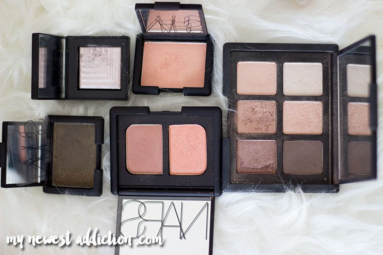 NARS Favorites | Eye Shadows