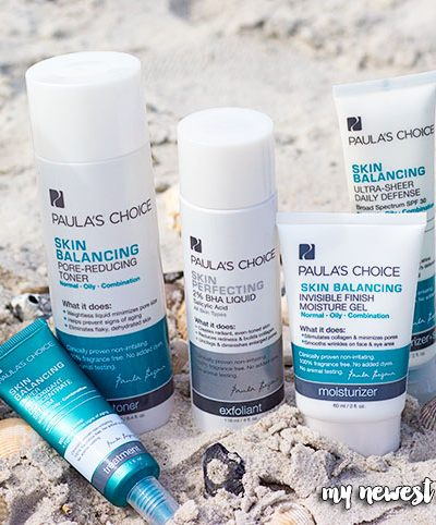 Paula's Choice Skincare Routine