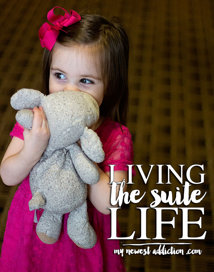 Living The Suite Life | FabKids February