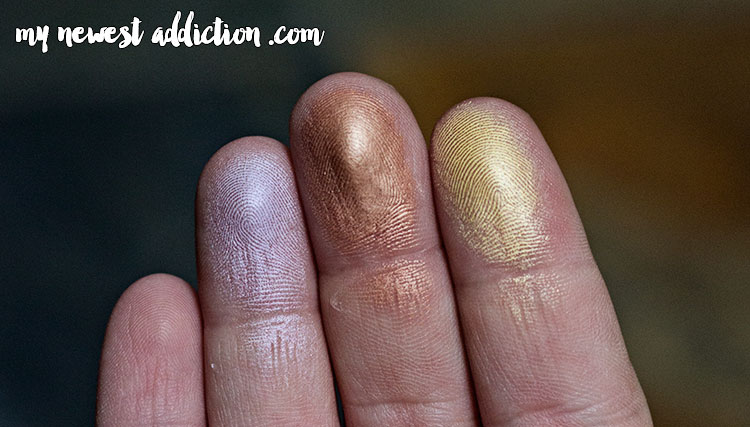Too Faced Selfie Palette Swatches