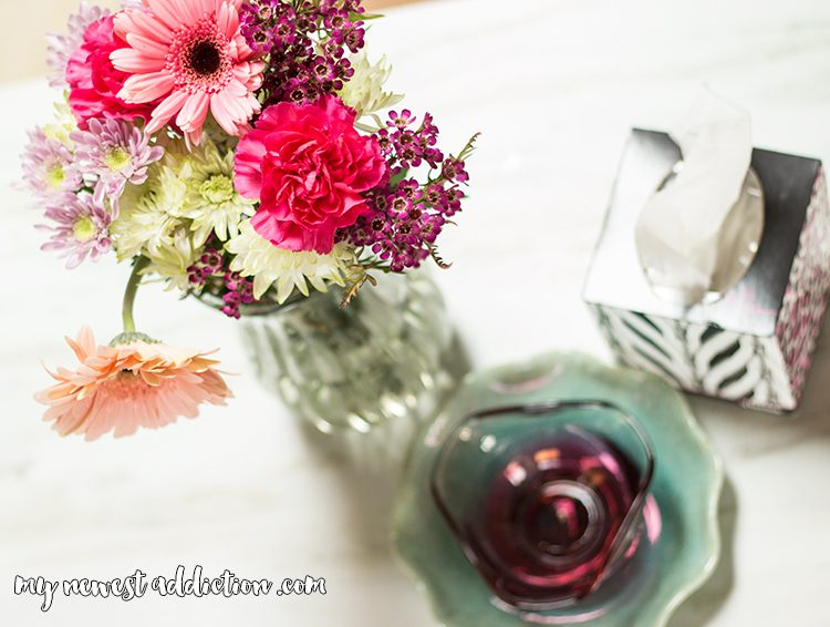 3 Ways To Brighten Up Your Kitchen |  Betsey Johnson Kleenex