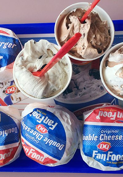 Dairy Queen | Get Upside Down