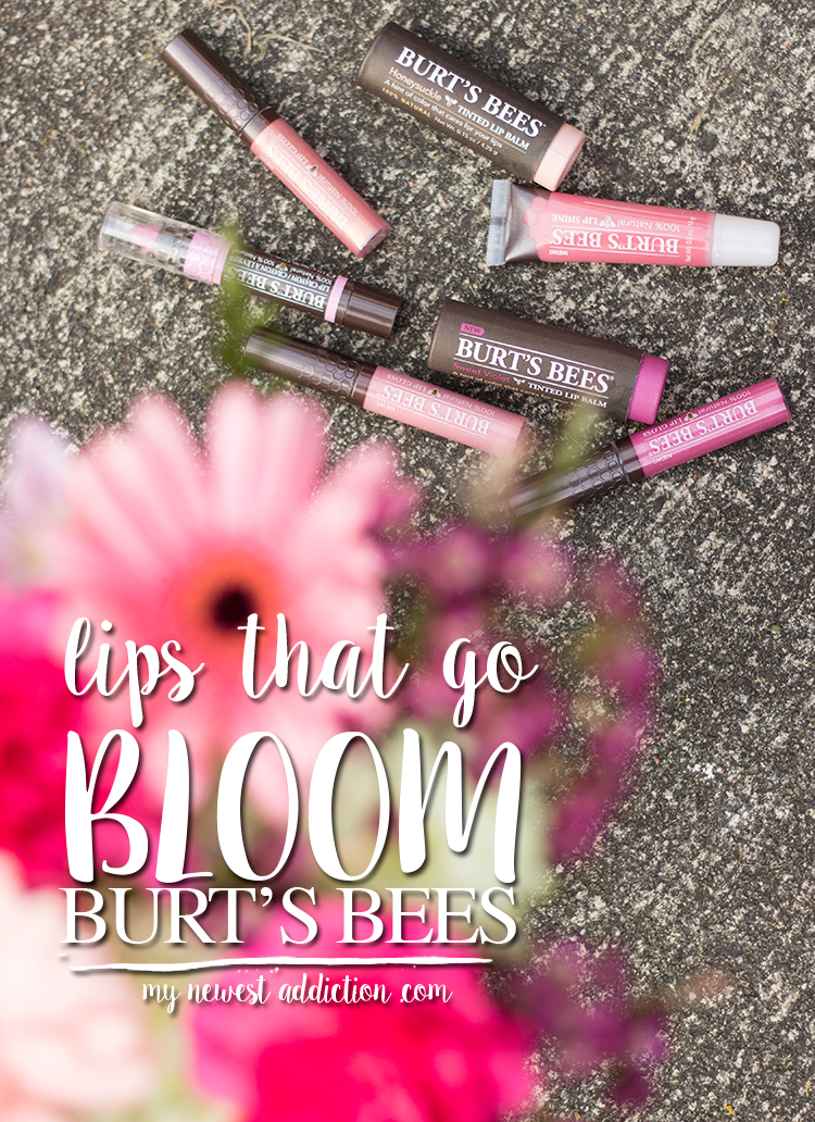 Lips That Go Bloom | Burt's Bees