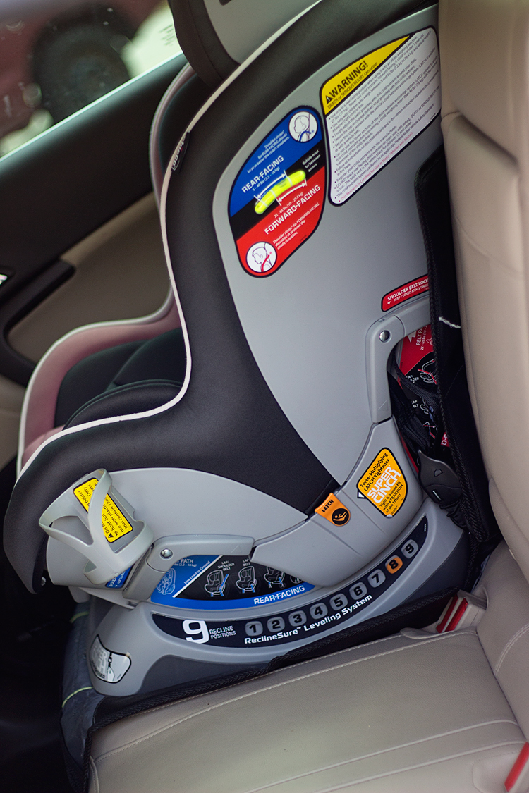 Chicco NextFit Carseat