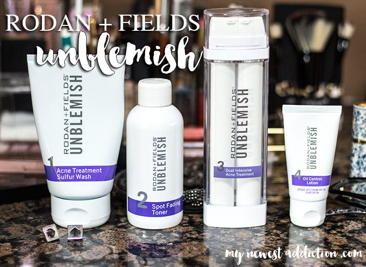 Rodan + Fields UNBLEMISH | A Full Review