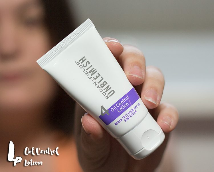 Rodan + Fields UNBLEMISH | Oil Control Lotion