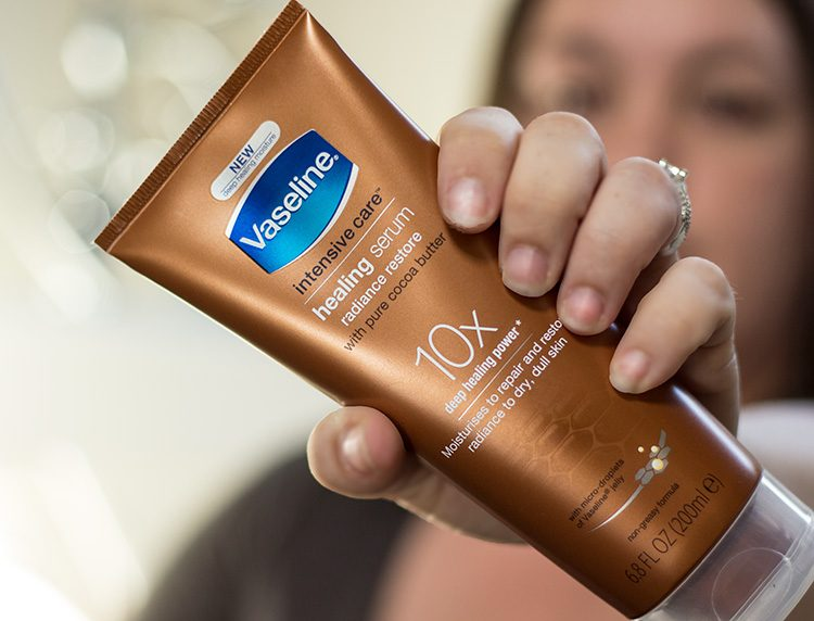 Restore Your Skin's Radiance with Vaseline