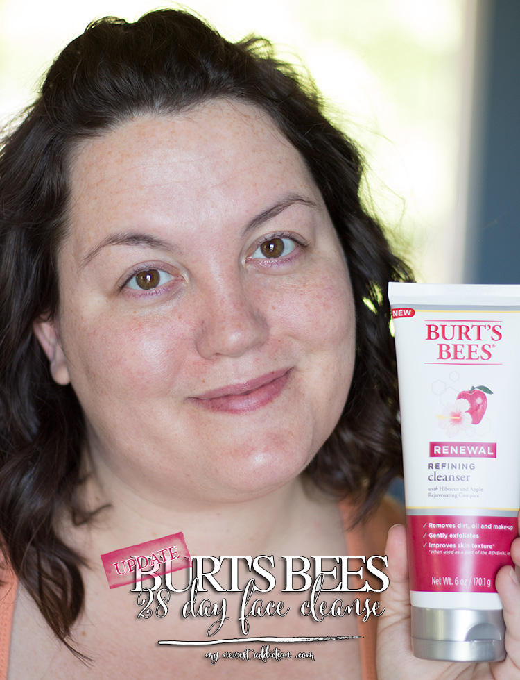 Burt's Bees 28 Day Face Cleanse