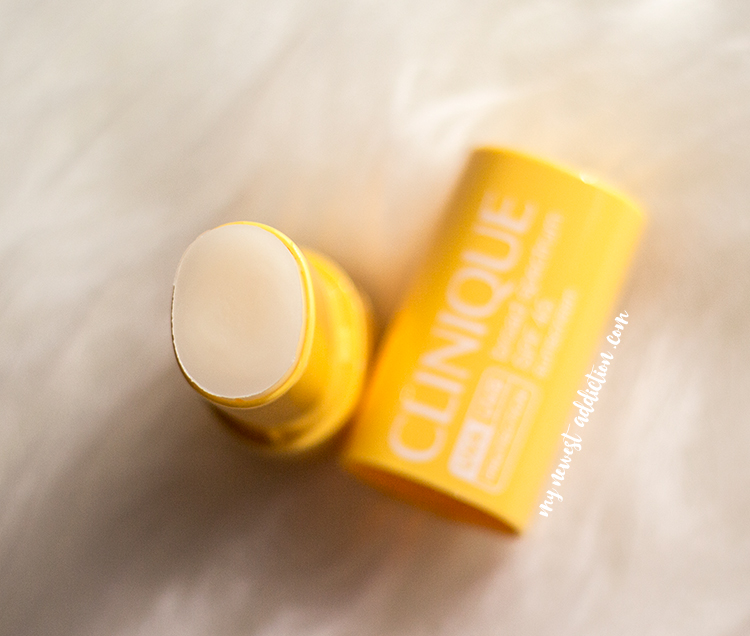 Beauty Survival Kit |Clinique Sunscreen Stick