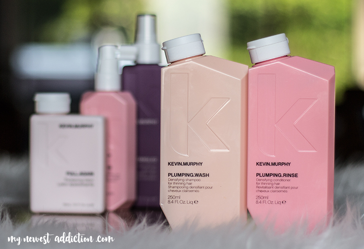KEVIN.MURPHY Hair Care | Plumping Wash and Rinse