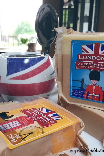 Londoner Cheese | Tea Party Favorites