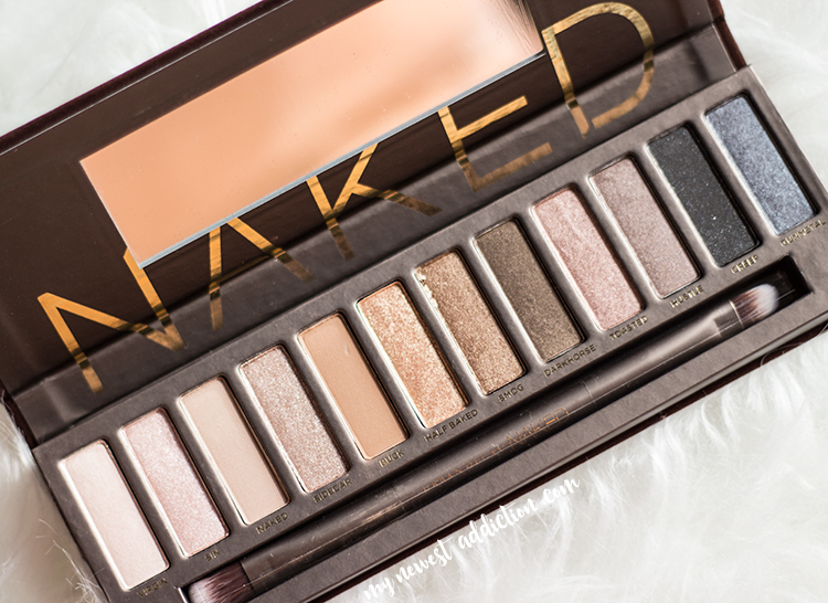 Beauty Survival Kit | Urban Decay Naked Palette