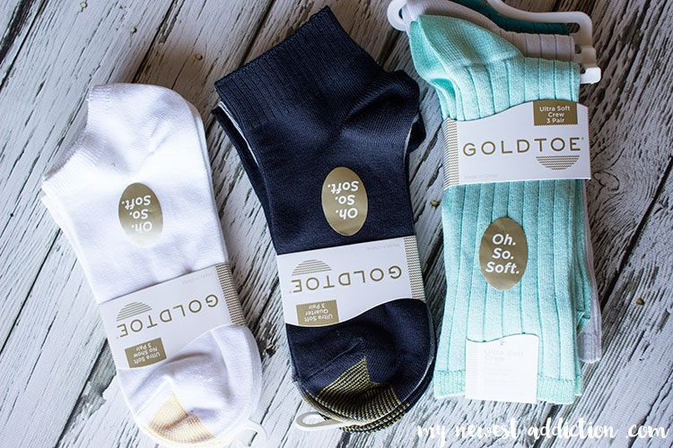 Gold Toe Oh.So.Soft | Dance Your Socks Off