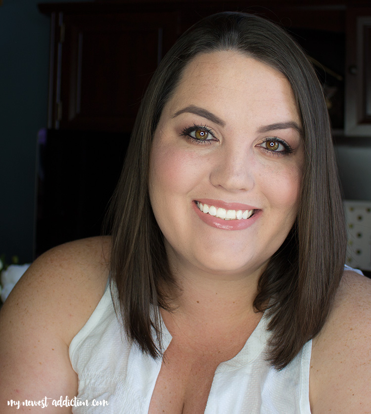 IT Cosmetics It's All About You TSV Makeup Look