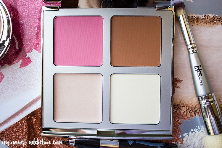 IT Cosmetics It's All About You TSV Naturally Pretty Face Palette